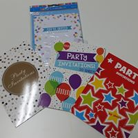 Party Invitations by Artwrap