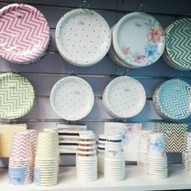 Boutique Party Ware by Illume Partyware