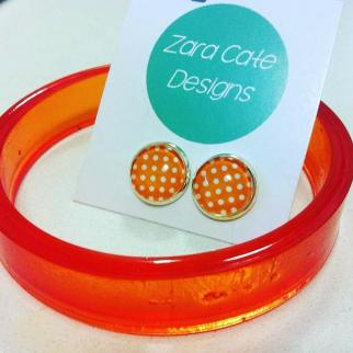 Resen Jewellery by Zara Cate Designs (Made in Geelong)