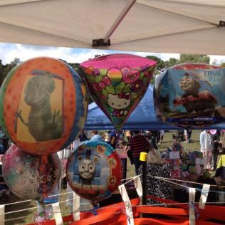 Variety Children Foil Balloons Bellarine Party Shop