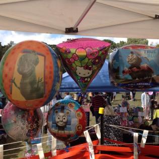 Variety Children Foil Balloons Bellarine Party Shop